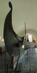 Osebergsskeppet från 820 Oslo